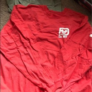 Coral Disney spirit jersey *AUTHENTIC